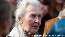 Holocaustleugnerin Ursula Haverbeck-Wetzel