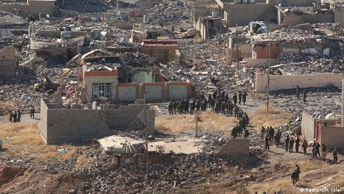 Kurdish forces Sinjar.