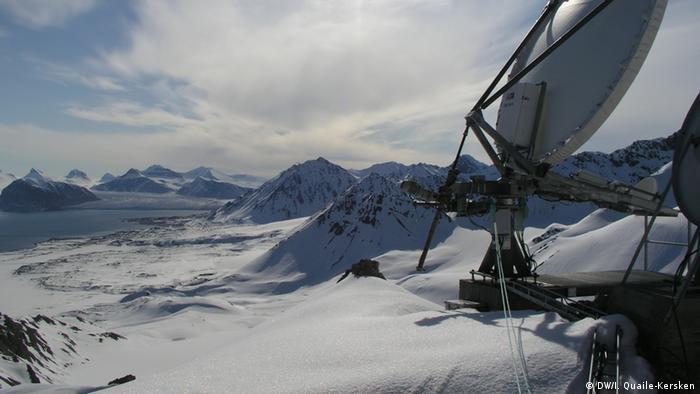 Arktis Spitzbergen Ny Alesund