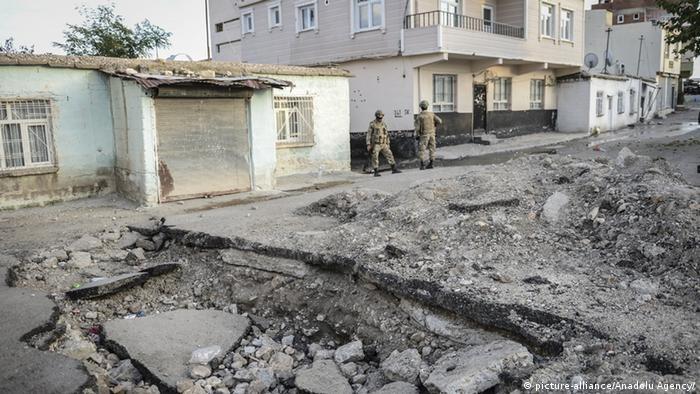 Türkei Konflikt und Gewalt in Diyarbakir
