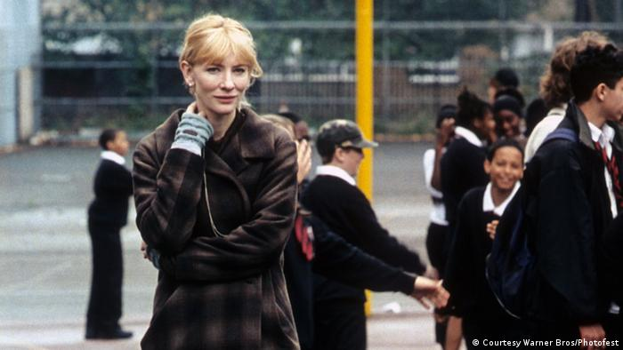 Notes on a Scandal Cate Blanchett
