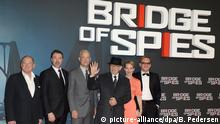 Berlin Premiere Film Bridge Of Spies von Regisseur Steven Spielberg