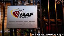 Weltverband IAAF Leichtathletik Doping Skandal Russland