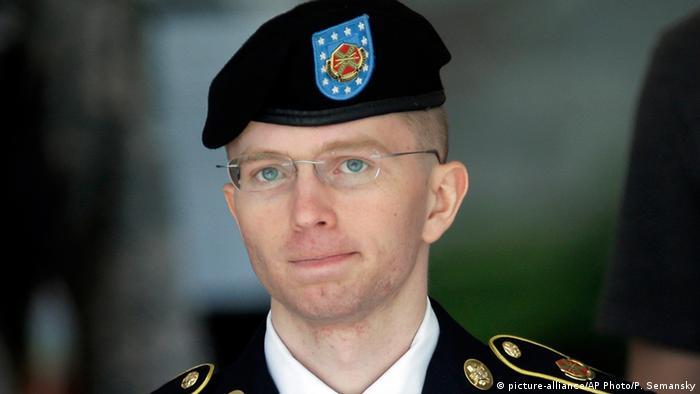 Bradley Manning vor Gericht