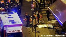 Frankreich Terror in Paris Bataclan