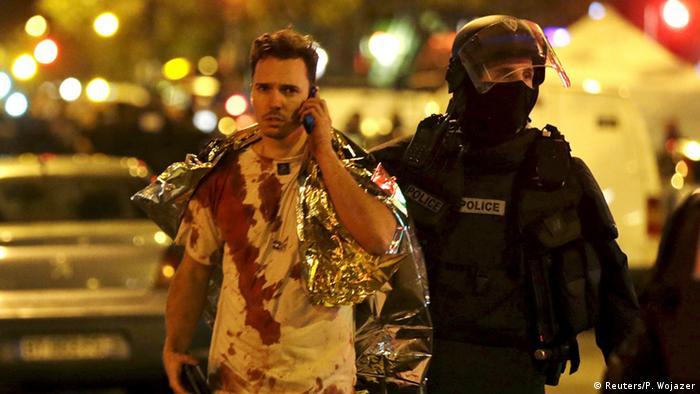 Frankreich Terror in Paris Opfer