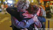 Frankreich Terror in Paris Bataclan Trauer IMAGE OF THE DAY