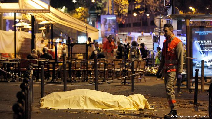 Terror in Paris (Getty Images/T. Chesnot)