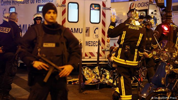 Frankreich Terror in Paris Stade de France (Imago/ZUMA Press)