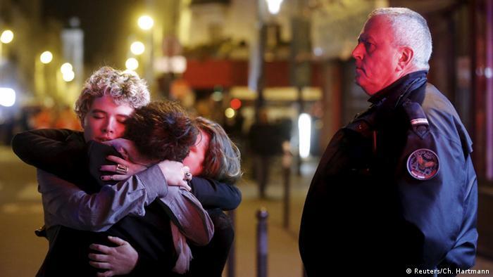 Frankreich Terror in Paris