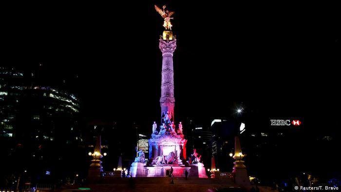 Ангел независимости в Мехико