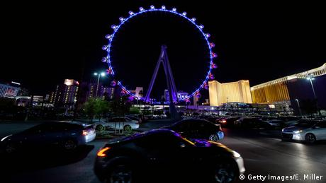 Riesenrad in Las Vegas USA