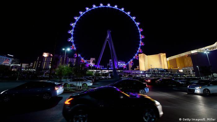 Колесо обозрения в Лас-Вегасе