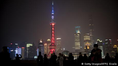 The Oriental Pearl TV Tower Shanghai