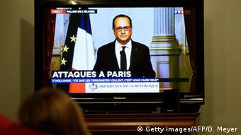 Frankreich Attentat Francois Hollande