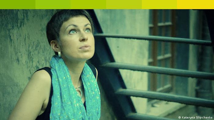 Українська письменниця Наталка Сняданко