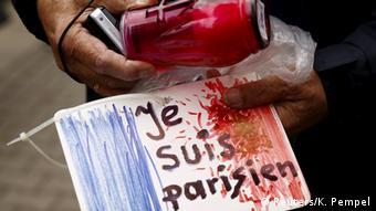 Frankreich Terroranschläge Trauer Polen