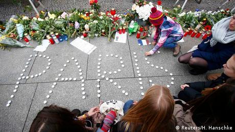 Frankreich Terroranschläge Trauer Deutschland