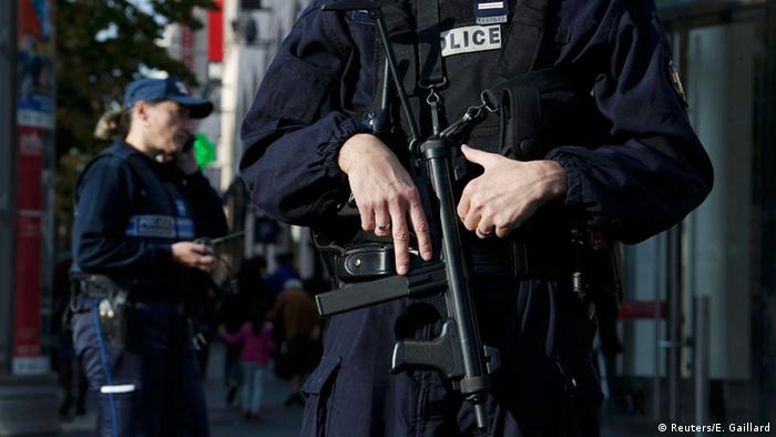 Schießerei bei Polizeiaktion in Paris