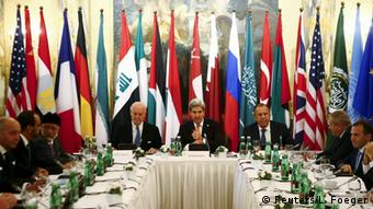Syrian conference in Vienna