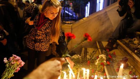 Frankreich Paris Anschlag Gedenken Berlin