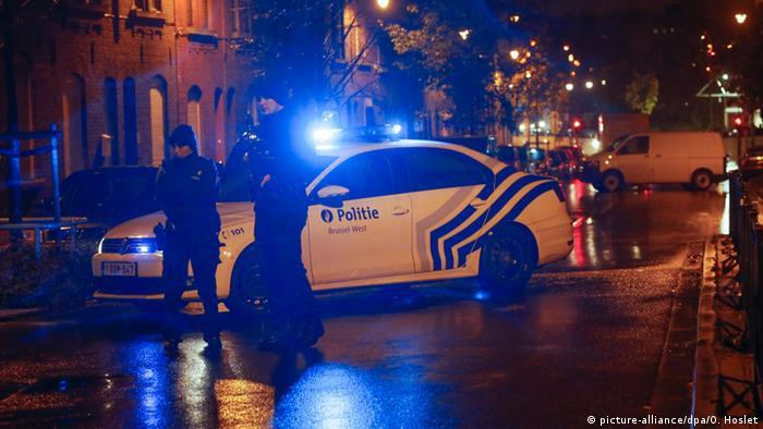 Attentat Paris Festnahmen in Brüssel