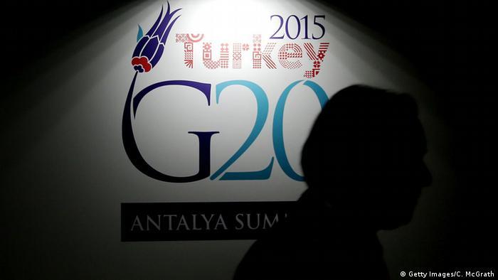 Antalya G-20 summit