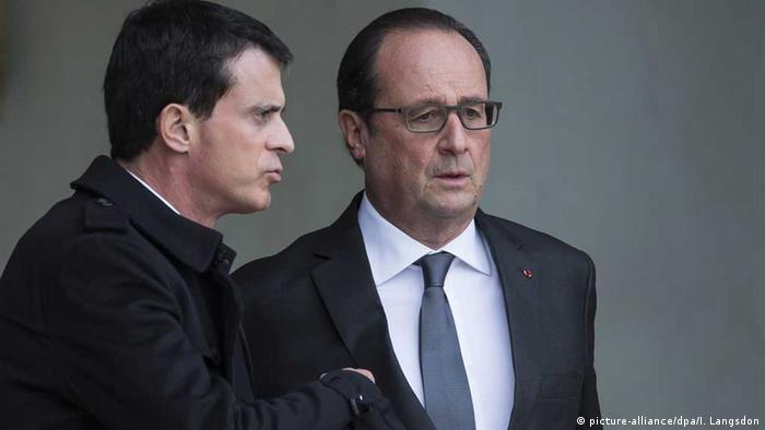 Europa reagiert auf den Terror in Paris