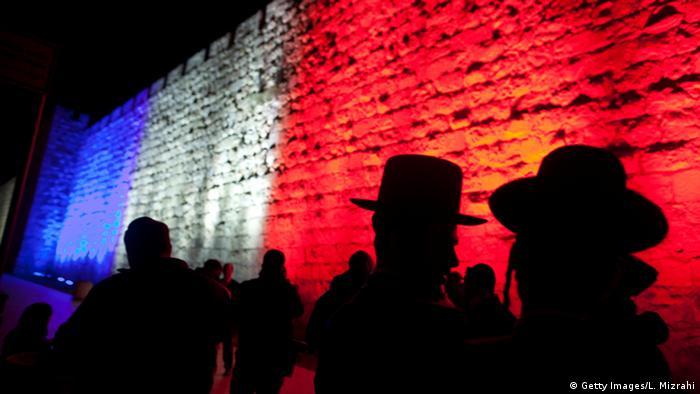 Стена Старого города в Иерусалиме