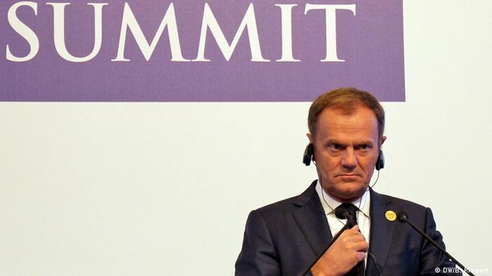 G-20-Gipfel in Antalya Donald Tusk