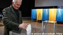 Bürgermeisterwahlen in der Ukraine 2015