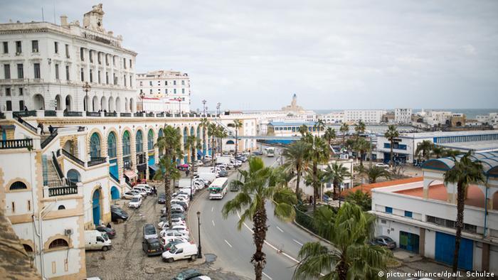 Algerien Stadt Algier