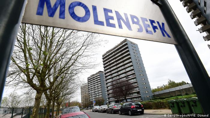 Hochhausburgen in Molenbeek (Foto: Getty)