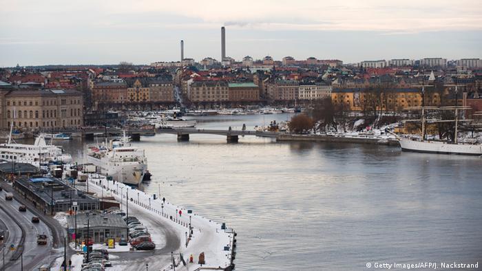 Schweden Stockholm (Getty Images/AFP/J. Nackstrand)