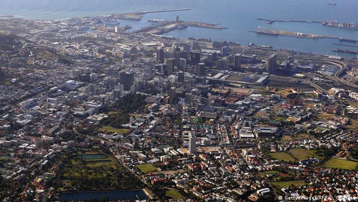 DW eco@africa - Cape Town, South Africa