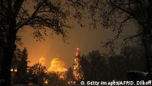 Bulgarien Sofia zu Weihnachten
