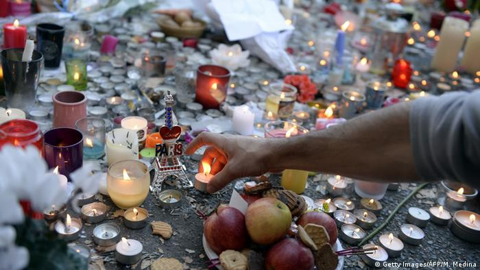 Trauer in Paris (Foto: AFP)