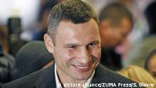 Bürgermeisterwahlen in der Ukraine 2015 Klitschko