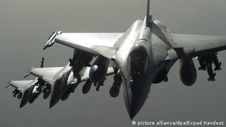 Frankreich Luftwaffe Kampfjets