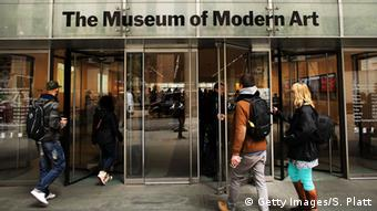 USA Museum of Modern Art MoMA New York (Getty Images/S. Platt)