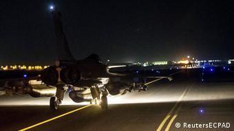 Syrien Frankreich Luftangriffe auf Rakka