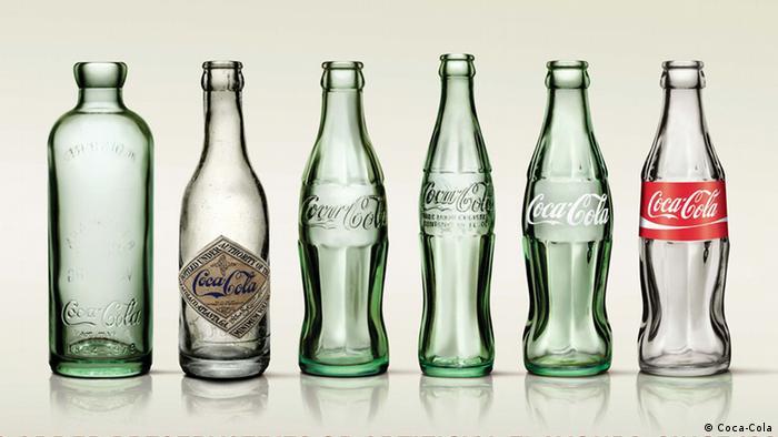 100 Jahre Coca-Cola-Flasche