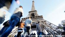 Frankreich Trauer nach Terroranschlägen in Paris