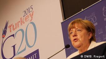 Την διεξαγωγή διάσκεψης για το προσφυγικό κύμα από τη Συρία ανακοίνωσε η Α. Μέρκελ