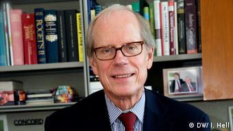 Stephen Heintz, president of Rockefeller Brothers Fund Photo: Irene Hell /DW