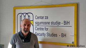 Sarajevo Armin Kržalić Centre for Security Studies