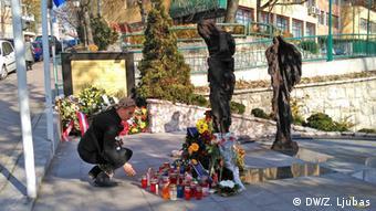 Sarajevo Französische Botschaft Trauer Solidarität Anschläge paris