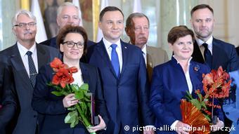 The new Polish cabinet