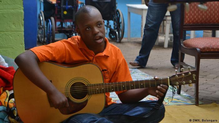 Sonderpädagogische Förderung in Kenia