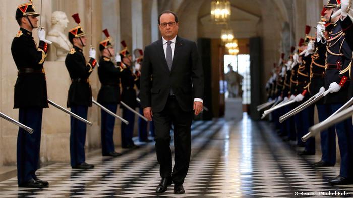 Hollande de gira para buscar apoyo contra EI